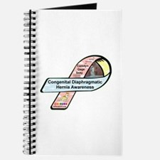 Camdyn Gage Seay CDH Awareness Ribbon Journal