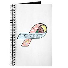 Eilidh Van Rillaer CDH Awareness Ribbon Journal