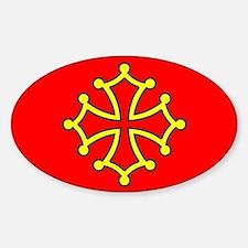 Occitan Flag Decal
