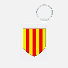 Foix Coat of Arms Keychains