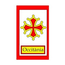 Occitan Flag Decal