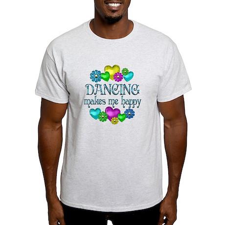 Dancing Happiness Light T-Shirt