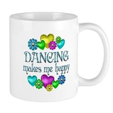 Dancing Happiness Small Mugs