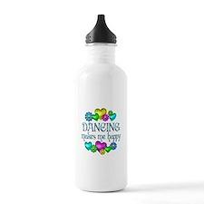Dancing Happiness Water Bottle