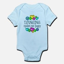 Dancing Happiness Infant Bodysuit