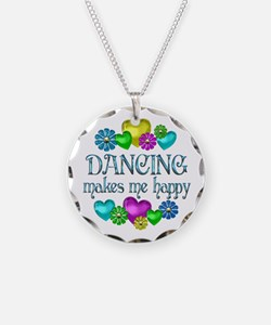 Dancing Happiness Necklace