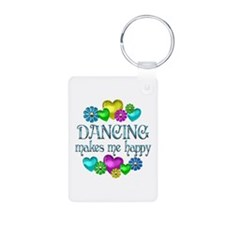 Dancing Happiness Keychains
