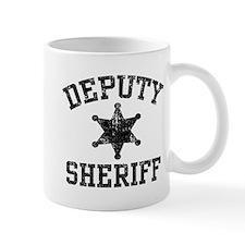 Deputy Sheriff Mug