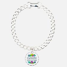 Clogging Happiness Bracelet