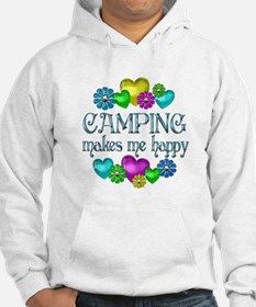 Camping Happiness Hoodie