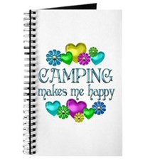 Camping Happiness Journal