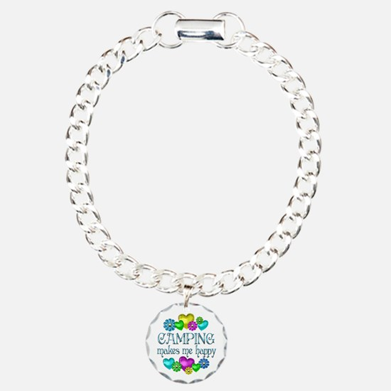 Camping Happiness Bracelet