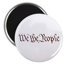 "We the People 2.25"" Magnet (100 pack)"