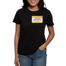 Women's My Name Is Dark T-Shirt