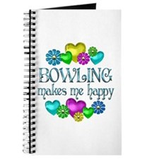 Bowling Happiness Journal