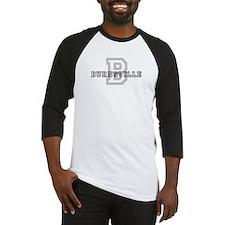 Letter B: Burnsville Baseball Jersey