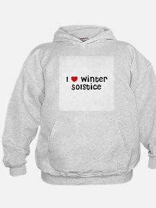 I * Winter Solstice Hoodie