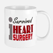 Heart Surgery Survivor Mug