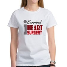Heart Surgery Survivor Tee