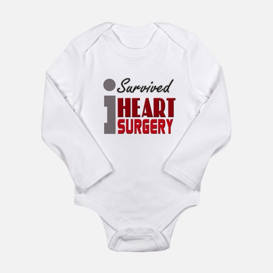 Heart Surgery Survivor Onesie Romper Suit