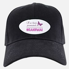 Promoted To Grandma Baseball Hat