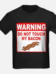 Bacon Warning Sign T
