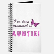 Promoted To Auntie Journal