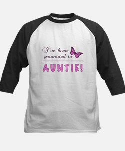Promoted To Auntie Tee