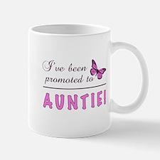 Promoted To Auntie Mug