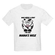 Who Needs Cows? T-Shirt