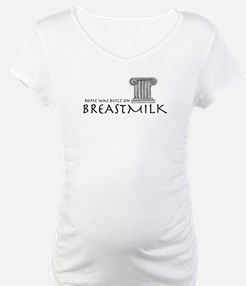 Rome was built on breastmilk Shirt