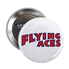 "Flying Aces Club 2.25"" Button"