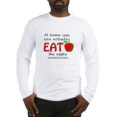 Homeschool Long Sleeve T-Shirt