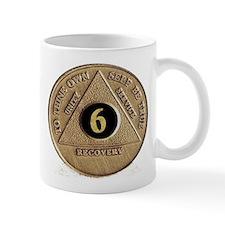 6 YEAR COIN Small Mug