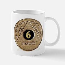 6 YEAR COIN Small Small Mug