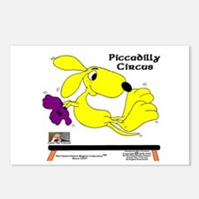 Piccadilly Circus Postcards (Package of 8)