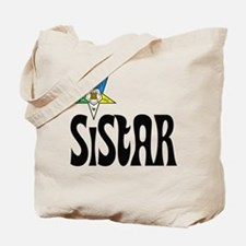 Cute Order of the eastern star Tote Bag