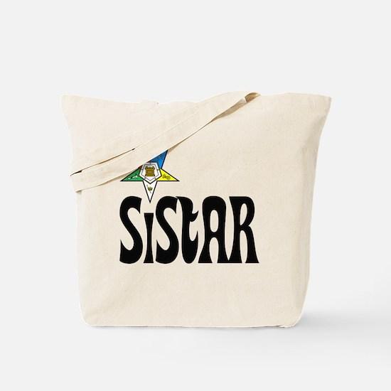 Cute Order of eastern star Tote Bag