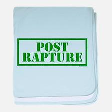 Post Rapture baby blanket