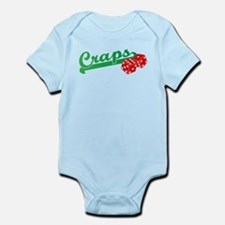I Love Craps Infant Bodysuit