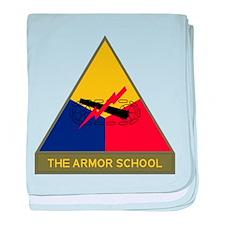The Armor School Baby Blanket