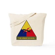 The Armor School Tote Bag