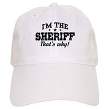 Sheriff Baseball Cap