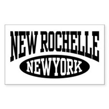 New Rochelle Decal