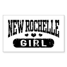 New Rochelle Girl Decal