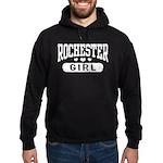 Rochester Girl Hoodie (dark)