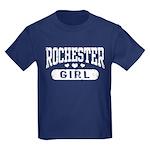 Rochester Girl Kids Dark T-Shirt