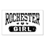 Rochester Girl Sticker (Rectangle)