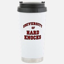 University Hard Knocks Travel Mug