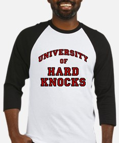 University Hard Knocks Baseball Jersey
